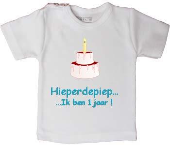 Baby shirt bedrukken goedkoop